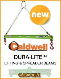 Caldwell Dura_Lite Lifting and Spreader Beams