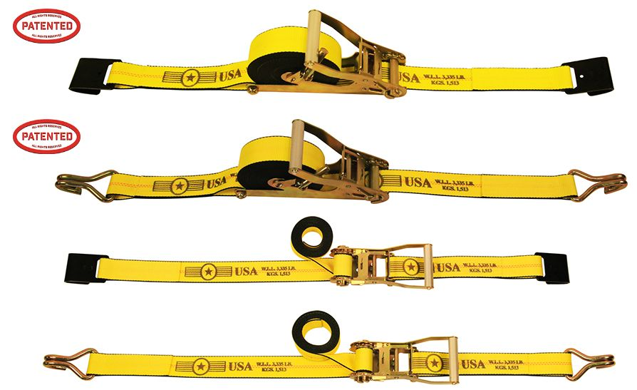 2 Inch Ratchet Straps