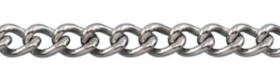Type 304L Twist Link Chain