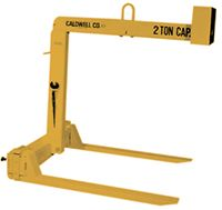 Standard Adjustable Forks Pallet Lifter