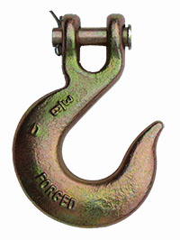 Grade 70 Clevis Slip Hook - No Latch