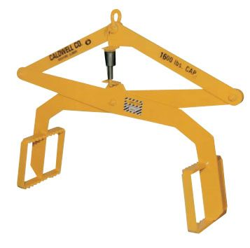 Bale Lifting Tongs