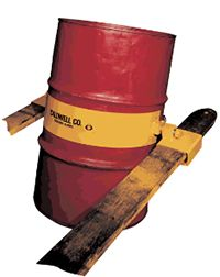 Fork Lift Drum Lifter/Dumper - Model FDD