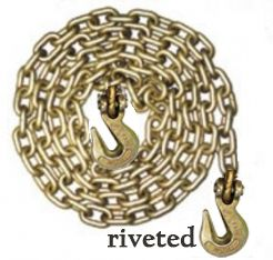 Grade 70 Binder Chain Riveted (USA)