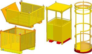 Material/Personnel Baskets