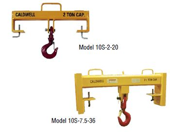 Fork Beams - Model 10 Single Hook Beam