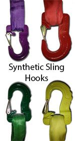 Synthetic Sling Hooks