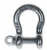 Screw Pin Anchor Shackle Stainless Steel