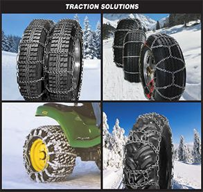 Traction Solutions from Tulsa Chain